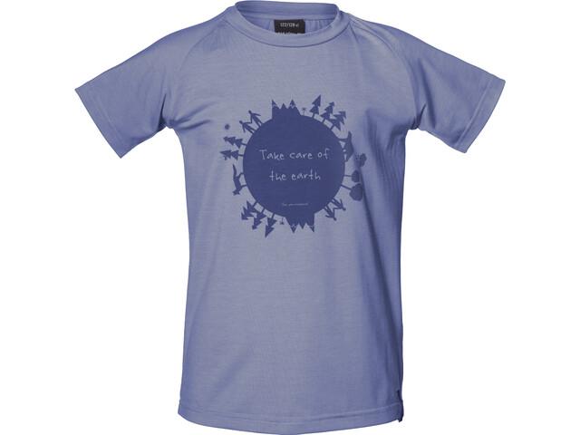 Isbjörn Earth T-shirt Børn, denim